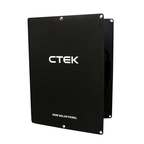 This image shows the CTEK CSFREE SOLAR PANEL CHARGE KIT