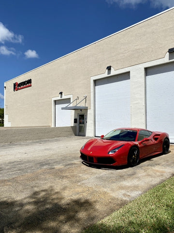 Exterior of K2 Motorcars in Florida