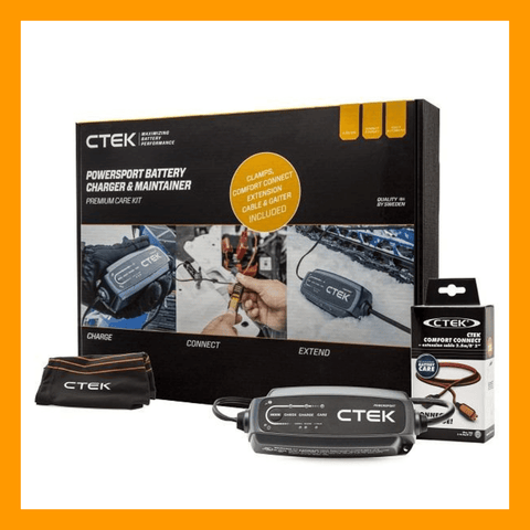 The CTEK POWERSPORT KIT is the perfect Father's Day gift