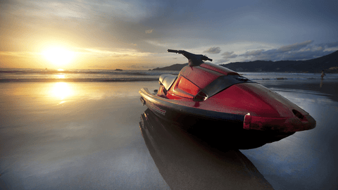Wherever you go with your jet ski take the CTEK POWERSPORT KIT with you