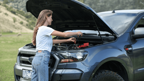 Keep even the newest vehicle charged and maintained with the MXS 5.0 or the CS FREE