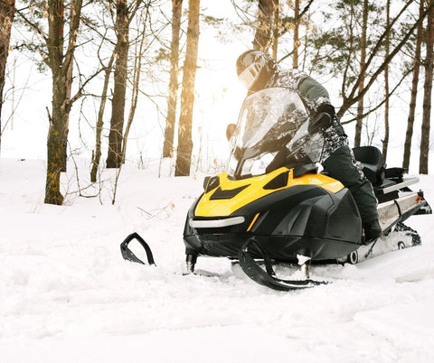 CTEK battery charger for snowmobiles