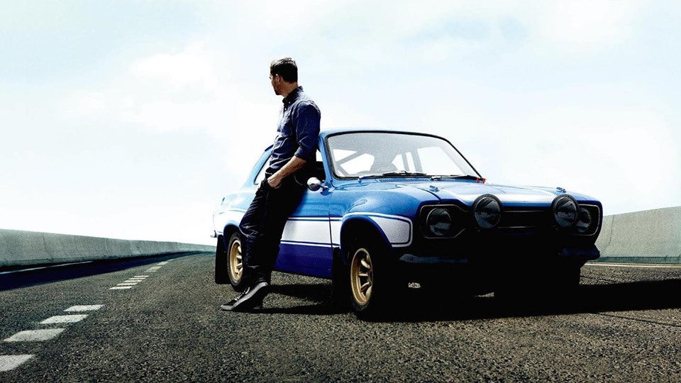 Paul Walker's Fast & Furious Ford Escort MK I RS1600