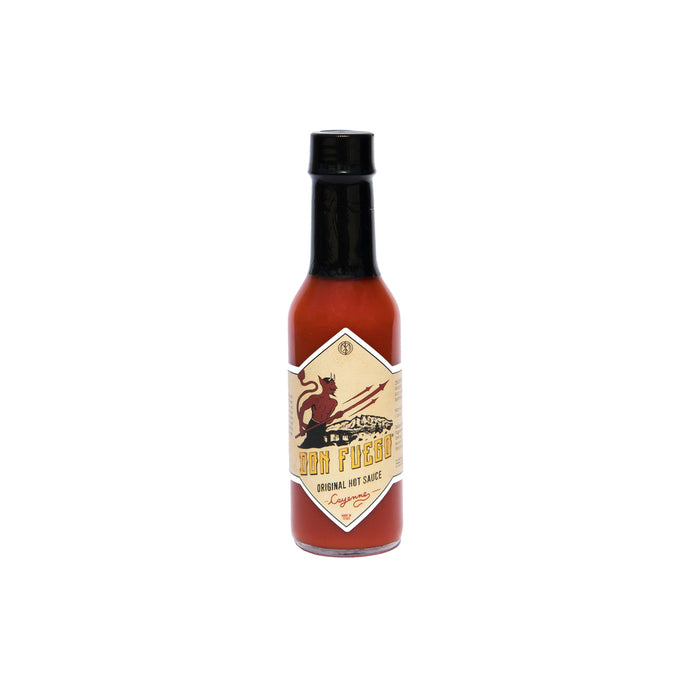 DON FUEGO™ HOT SAUCE