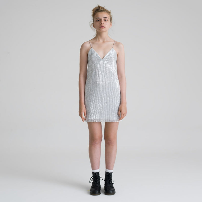 Matilde white dress