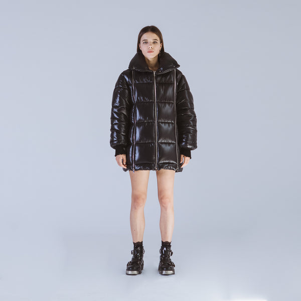ALASKA BLACK DOWN JACKET