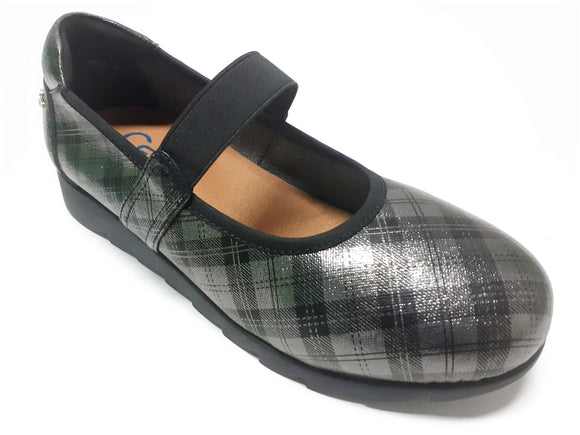 Womens Plaid Dress Shoes