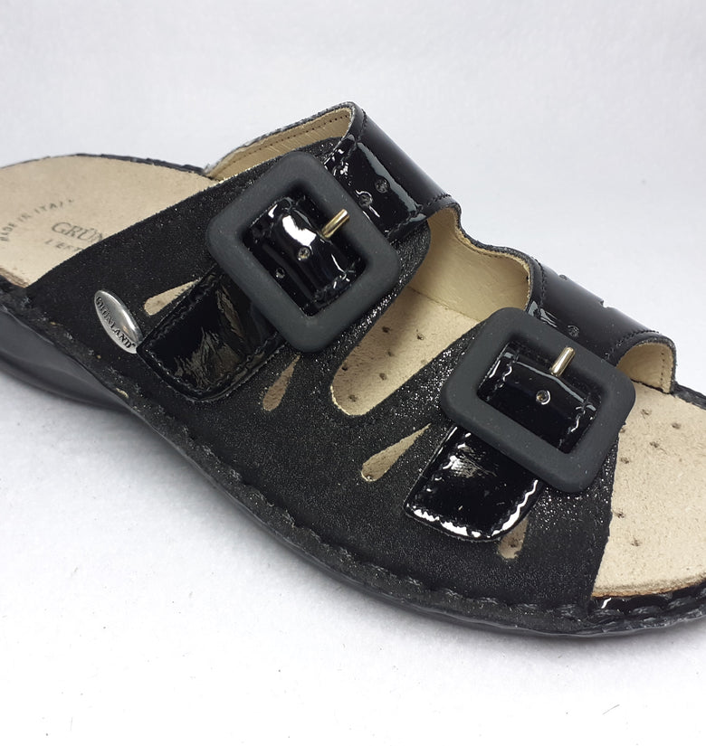 Womens Italian Leather Sandals