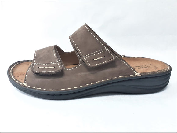 Mens Italian Brown Sandals
