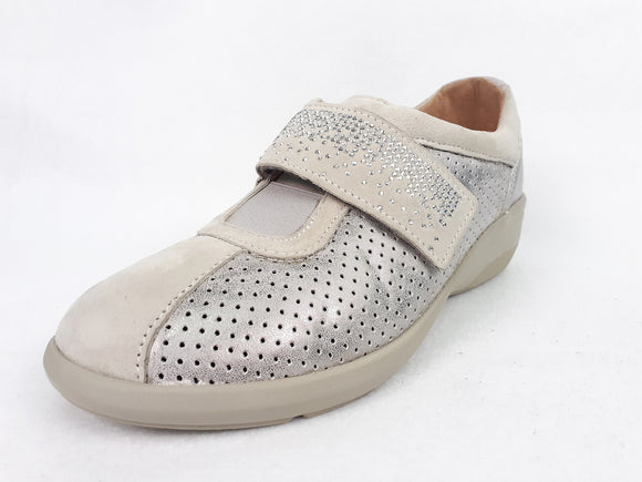 Womens Italian Strap Shoes