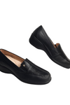 Womens Italian Black Shoes