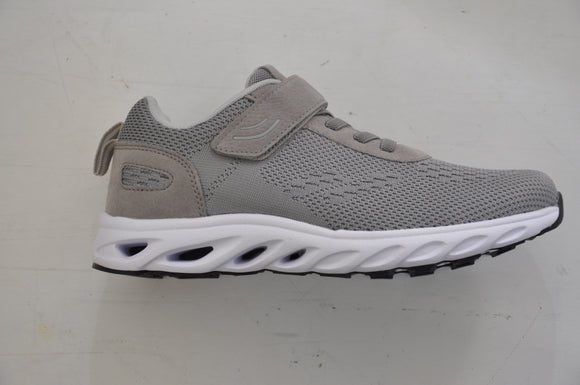 Unisex Grey Sports Shoes