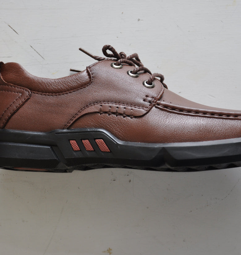 Mens Brown Casual Shoes