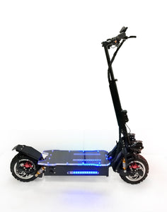 DualPed Speed Demon - Need For Speed  With Proprietary Motors Up to 90+km/h or with Generic Motors Choose Below