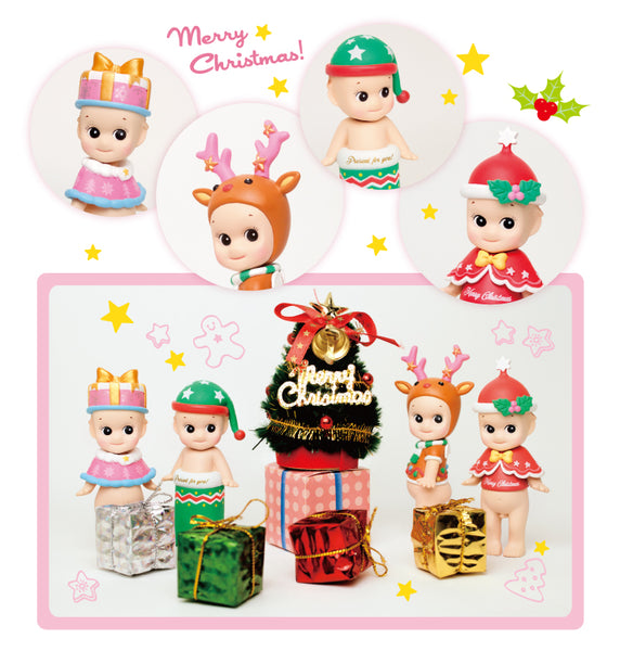 Sonny Angel Christmas 2016 Range