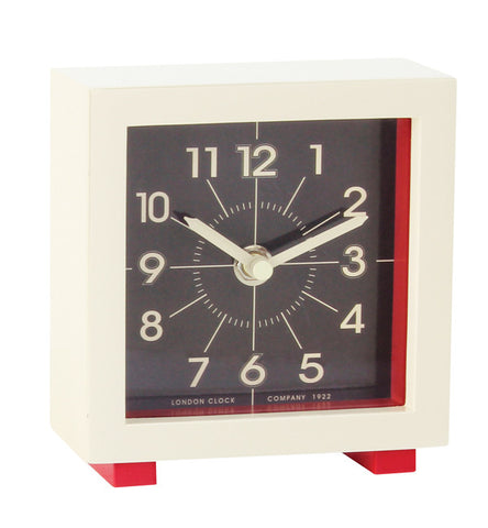 london-clock-company-retro-square-cream-mantle-clock