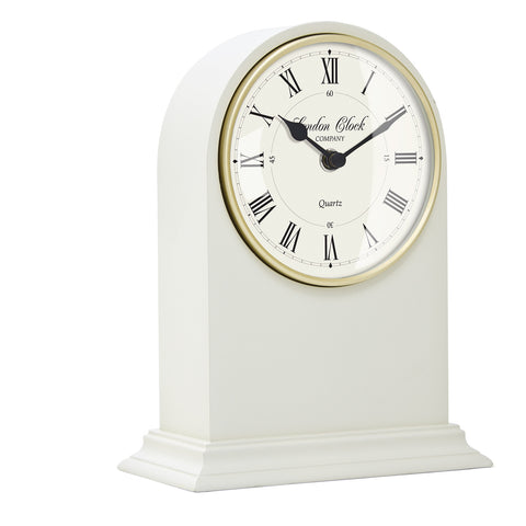 london-clock-company-thomas-cream-wood-mantle-clock-23cm