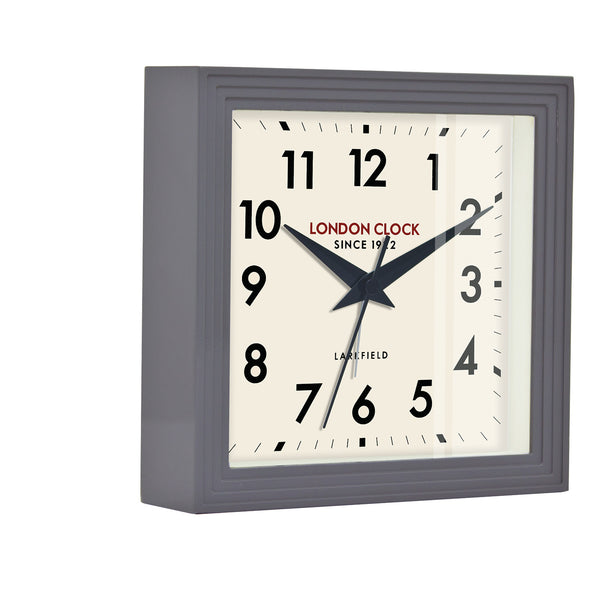 london-clock-company-express-16cm-cool-grey-metal-table-clock