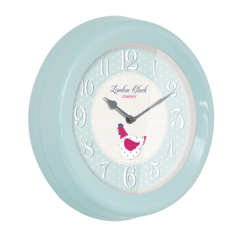 london-clock-company-primrose-31cm-duck-egg-metal