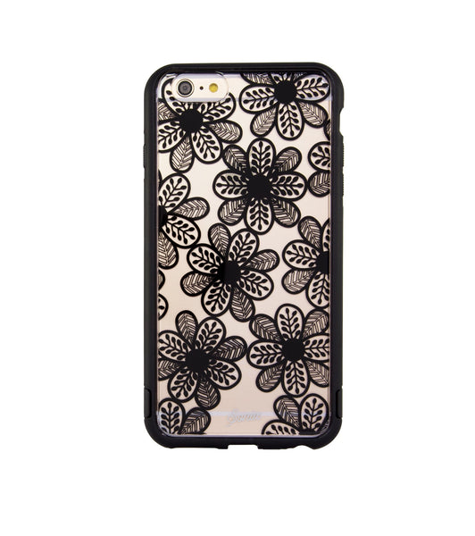 Sonix Active for iPhone 6/S - Boho Floral (Black)