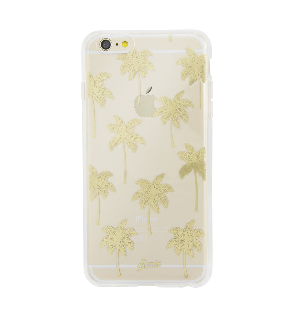 Sonix Clear Coat for iPhone 6/S Plus - Palm Beach Gold