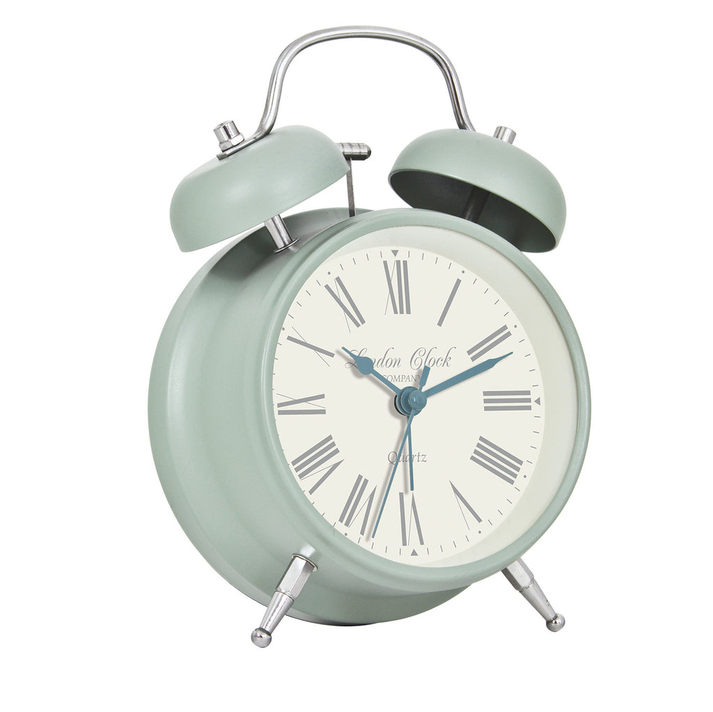london-clock-company-medium-charlotte-sage-green-alarm-clock