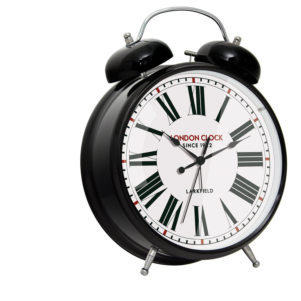 london-clock-company-large-belle-30cm-black-alarm-clock