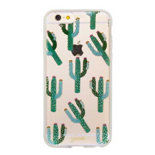 Sonix Clear Coat for iPhone 6/6S - Cactus