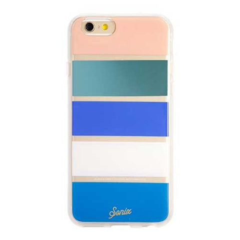 Sonix Clear Coat for iPhone 6/6S - Bondi Stripe