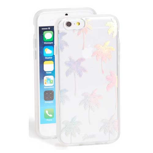 Sonix Clear Coat for iPhone 6/6S - Palm Beach