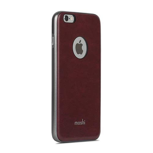 wholesale dealer 51918 16b43 MOSHI iGlaze Napa for iPhone 6/6s - Red