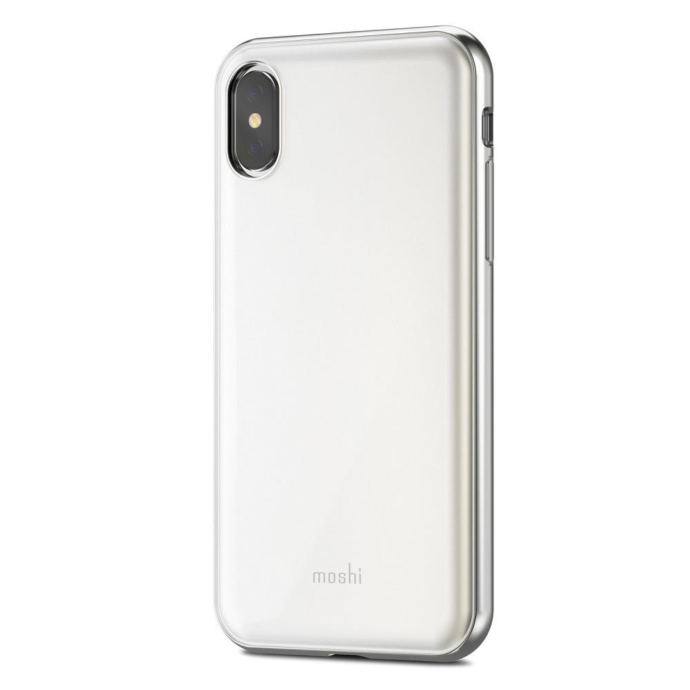 new style 43925 b38da Moshi iGlaze for iPhone X Mobile Phone Cover