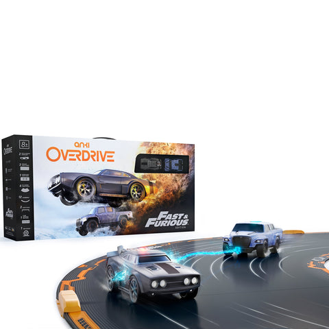Anki OVERDRIVE Fast & Furious Starter Race Car and Track Kit