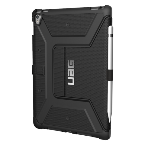 UAG Military Standard Folio Case for iPad Pro 9.7 - Black