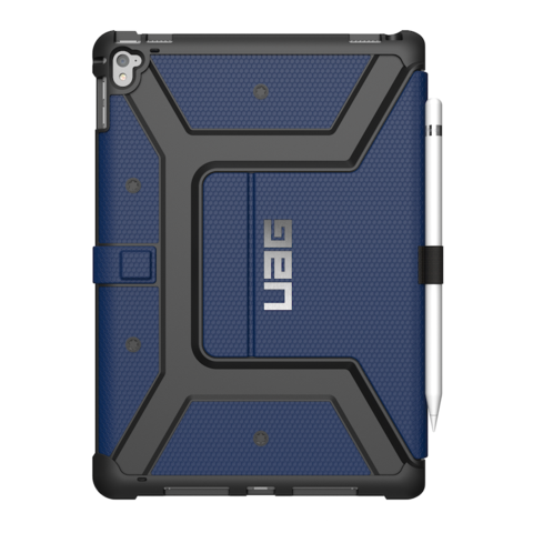UAG Military Standard Folio Case for iPad Pro 9.7 - Cobalt