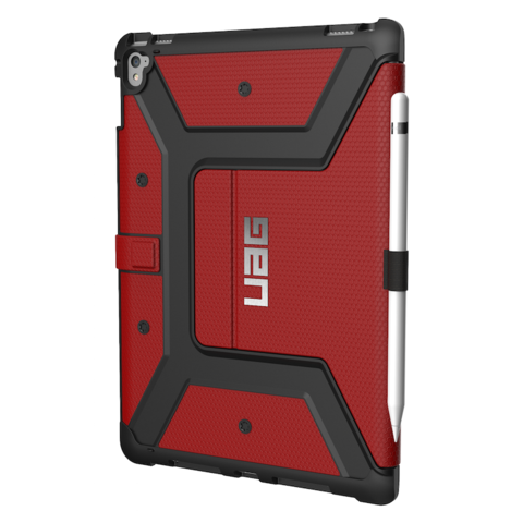 UAG Military Standard Folio Case for iPad Pro 9.7 - Red