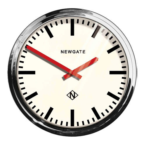 newgate-metropolitan-wall-clock-polished