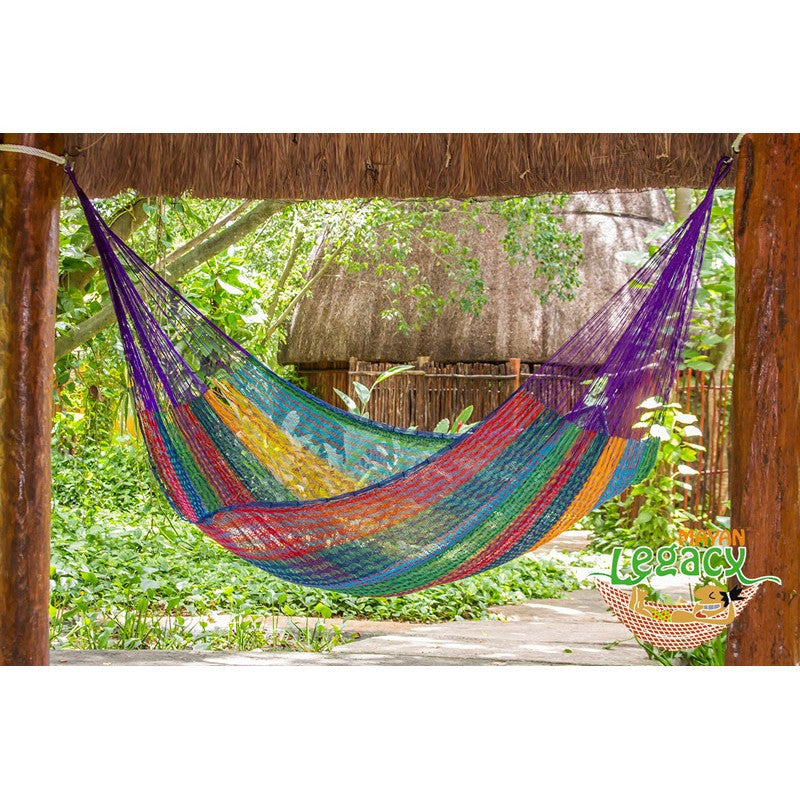 Jumbo Mexican Cotton Hammock