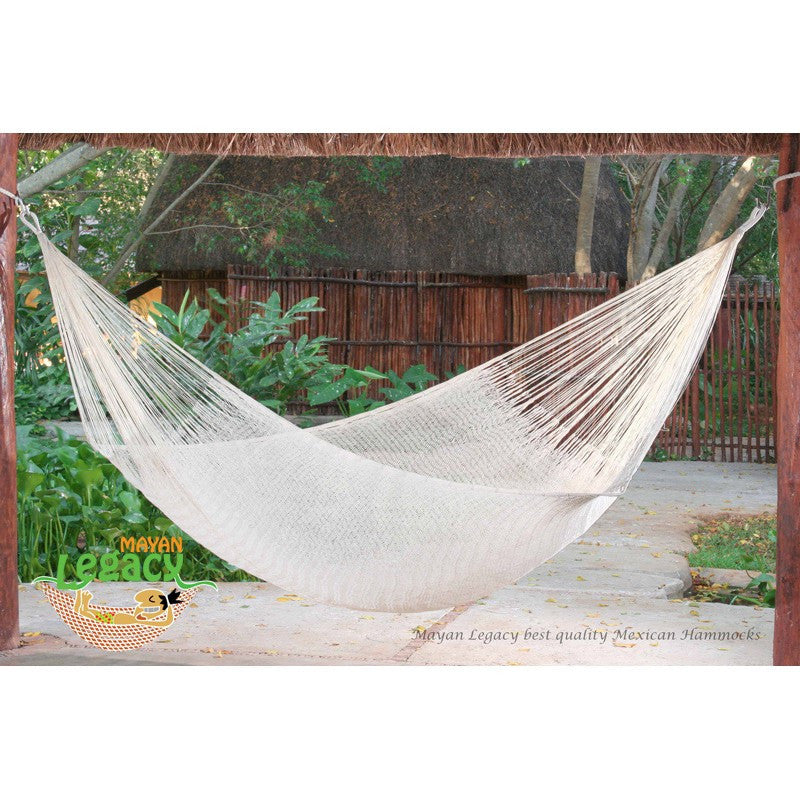 Single Mexican Cotton Hammock