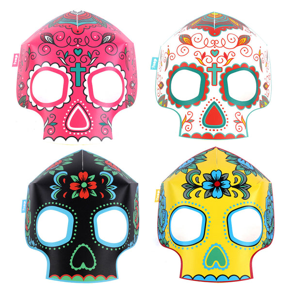 Party Masks - Pack of 8 - DOIY