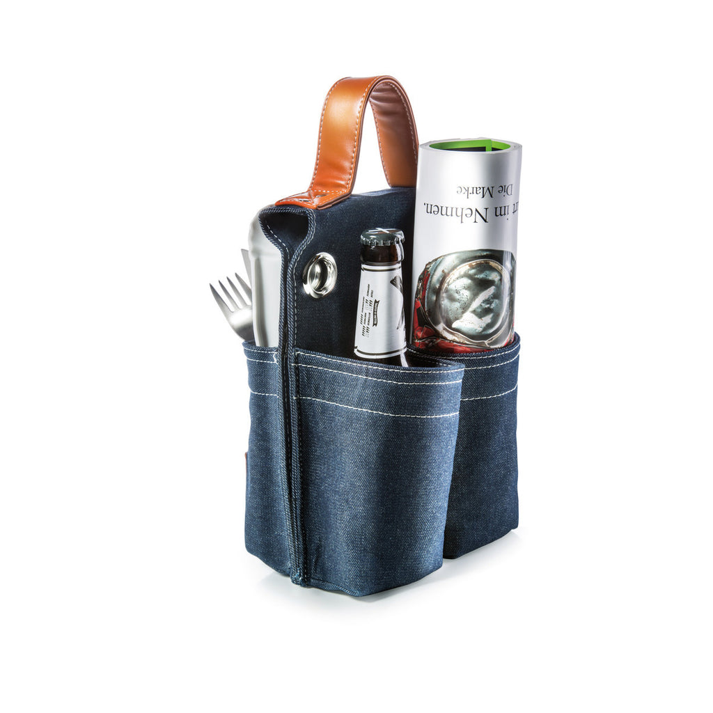 Donkey Products - Bike Picnic Bag Denim