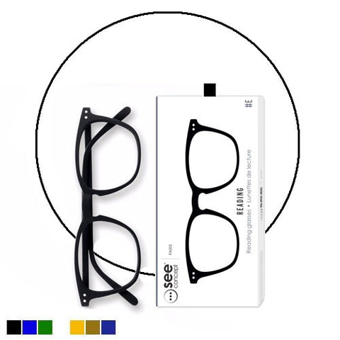 Reading Glasses - Let Me See (Type E)