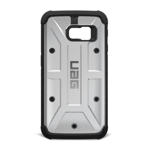 UAG Military Standard Armor Case for Samsung Galaxy S6 Edge - Ice