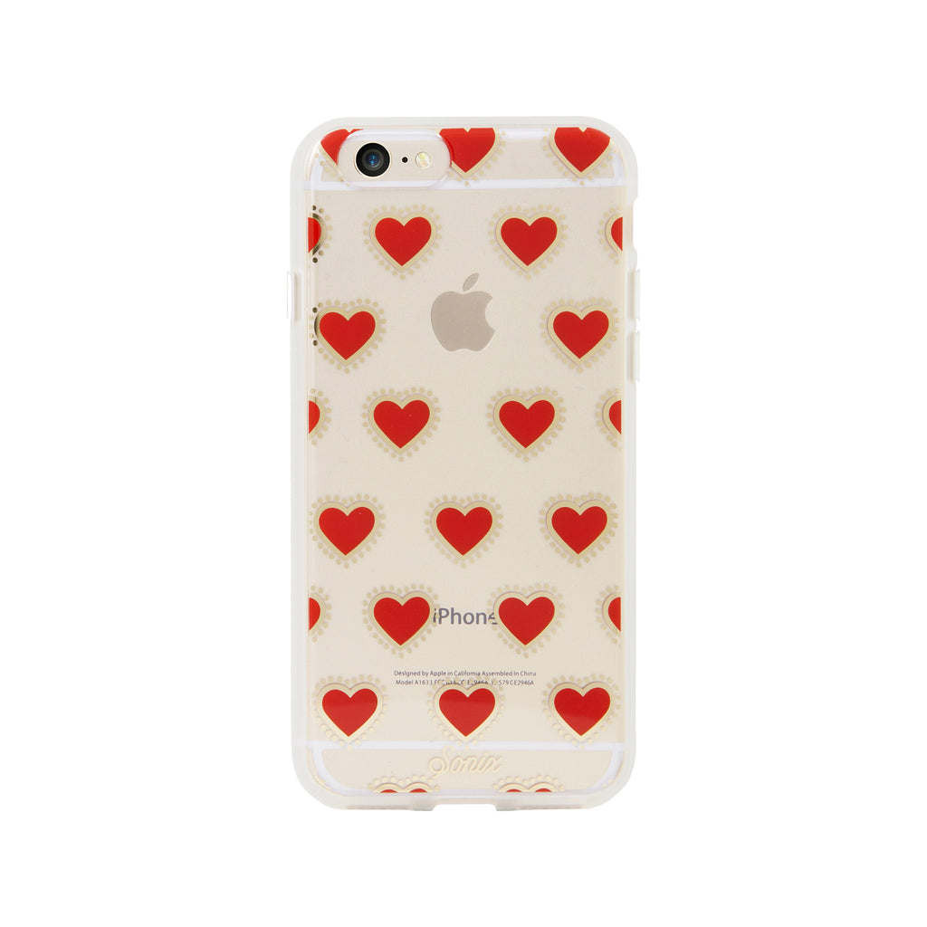 Sonix Clear Coat for iPhone 7 - Gypsy Heart