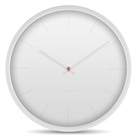 Wall Clock - Tone 35 White - Leff