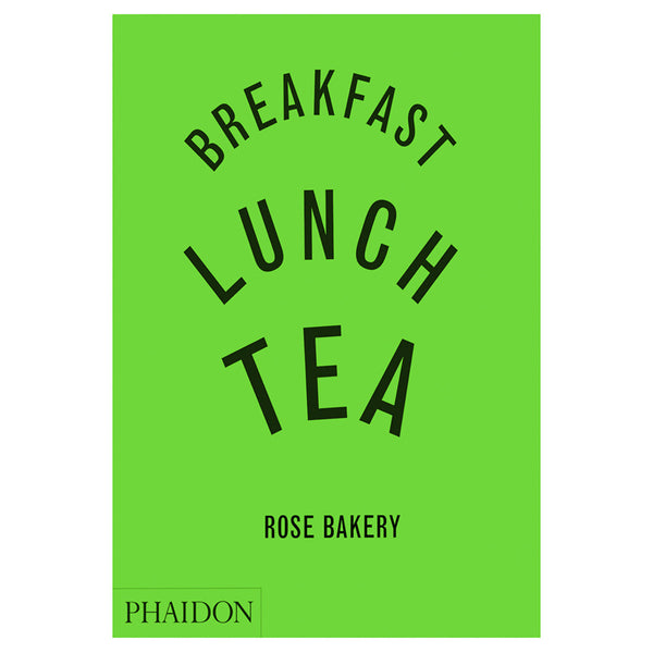Breakfast Lunch And Tea Cook Book - Phaidon Press