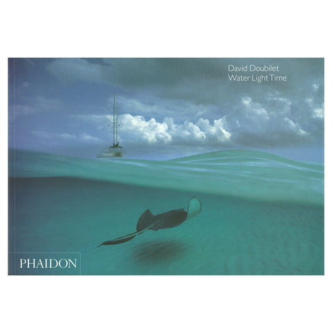 Water Light Time Photography Book - David Doubilet - Phaidon Press