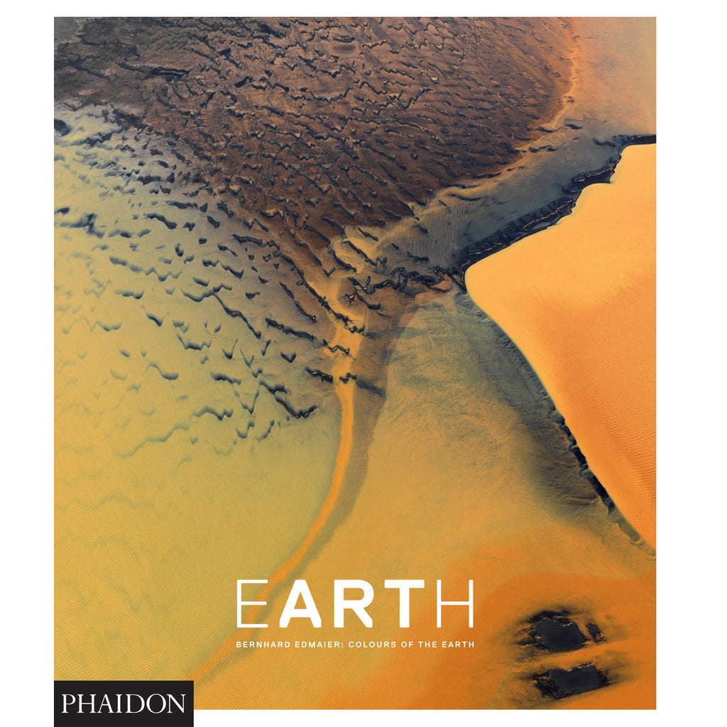 Earthart Photography Book - Bernhard Edmaier - Phaidon Press