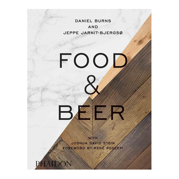 Food & Beer Cook Book - Phaidon Press