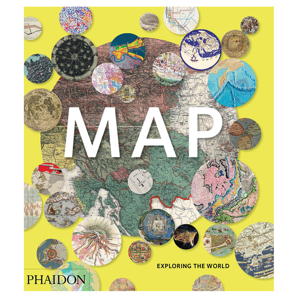 Map: Exploring The World - Phaidon Press